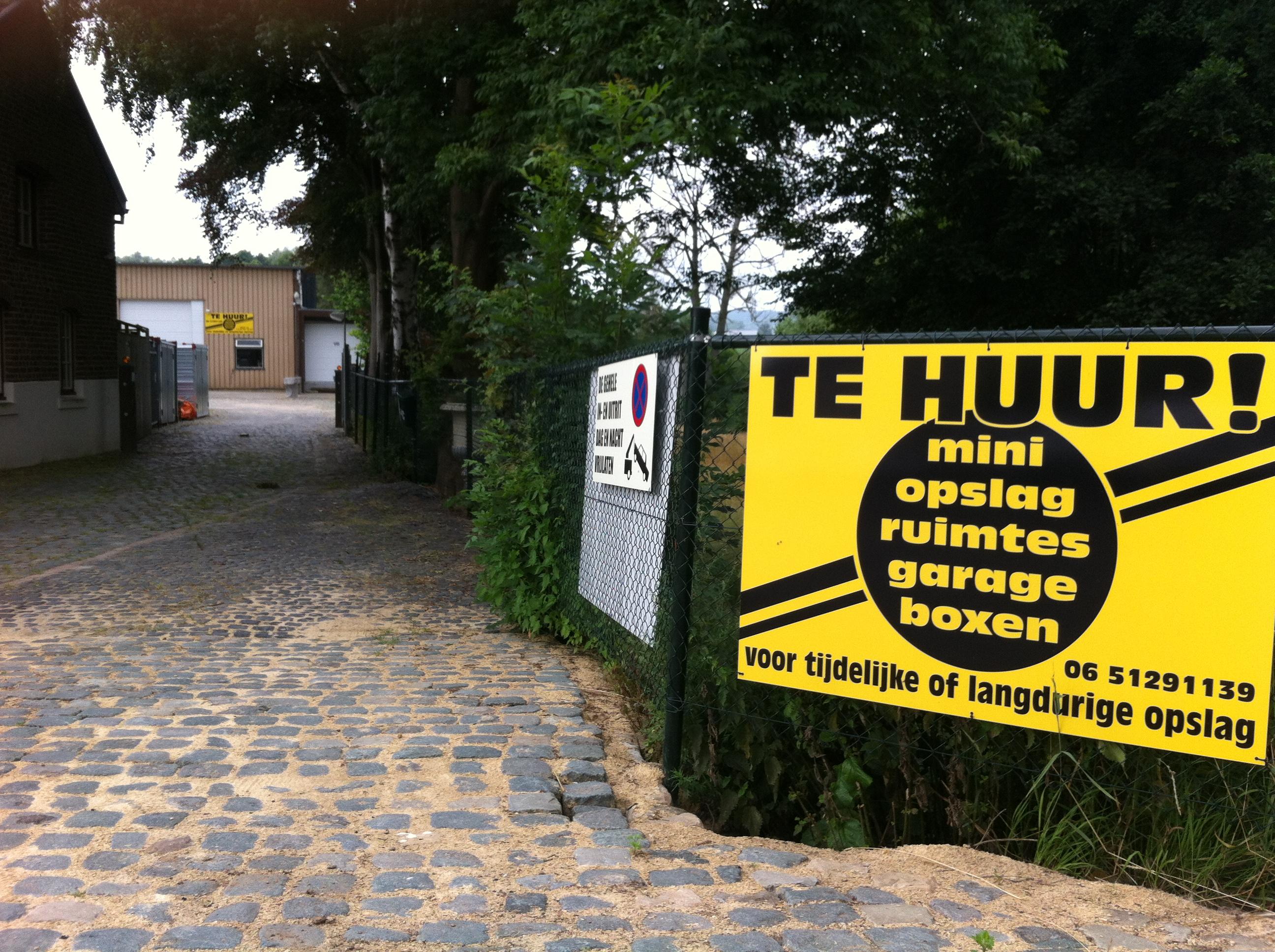Selbsteinlagerung Aachen - Vaals